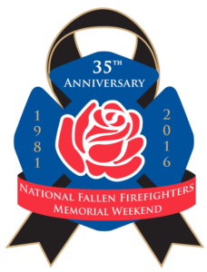 2016 National Fallen Firefighters Memorial Weekend