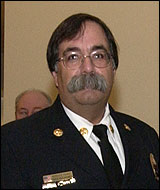 Dep. Chief William Goldfeder, EFO