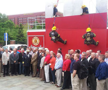 NFFF Fire Service Events