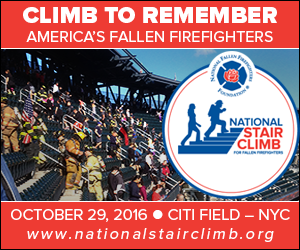 National Stair Climb for Fallen Firefighters