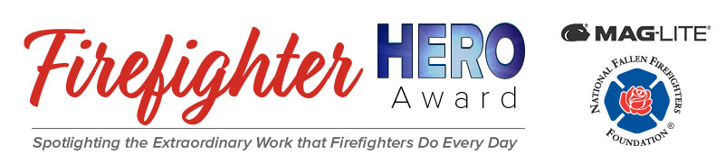 Firefighter Hero Award