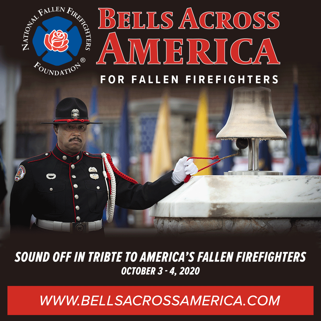 Bells Across America for Fallen Firefighters 2020