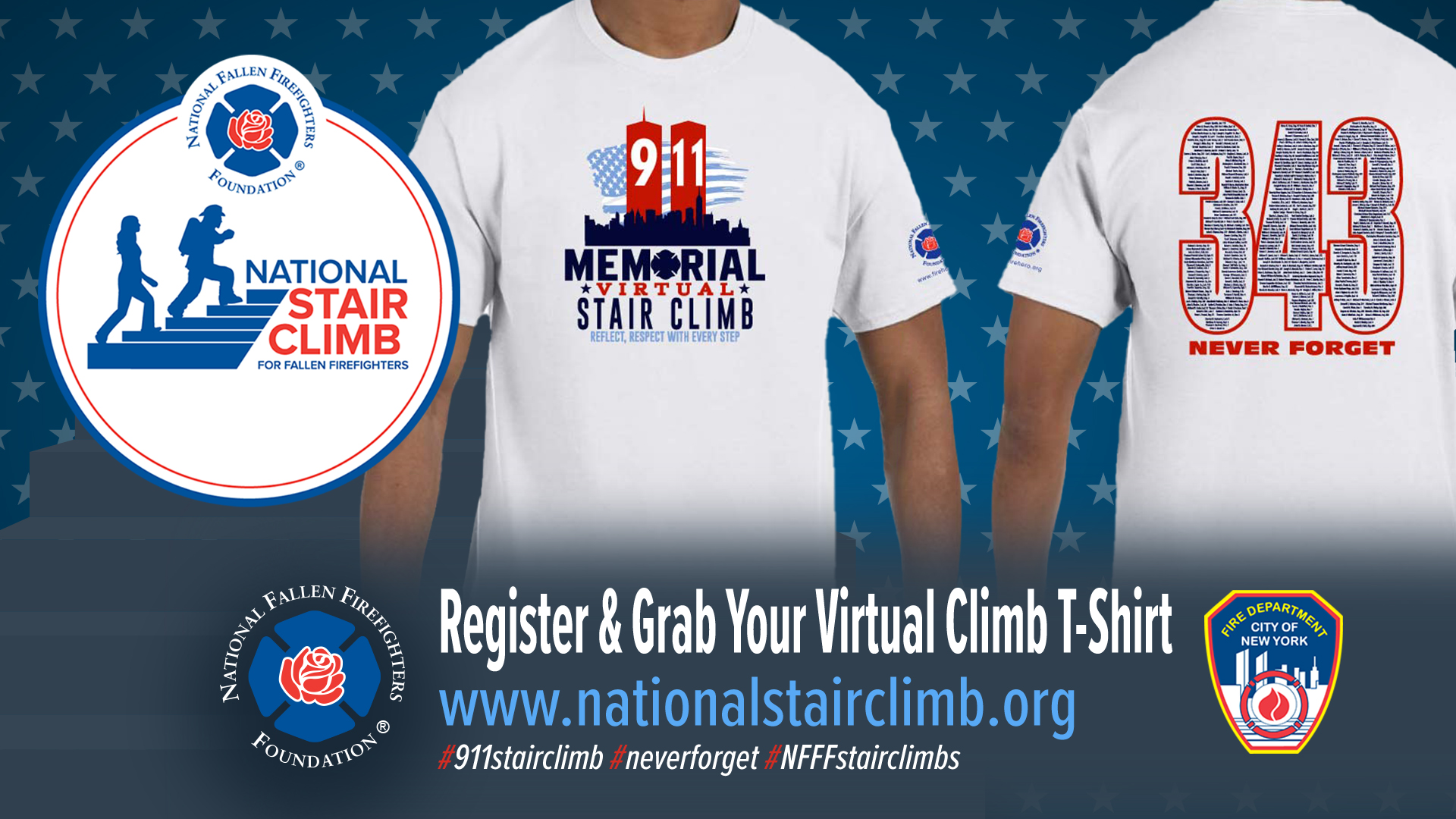Join Climbers Nationwide - National Stair Climb