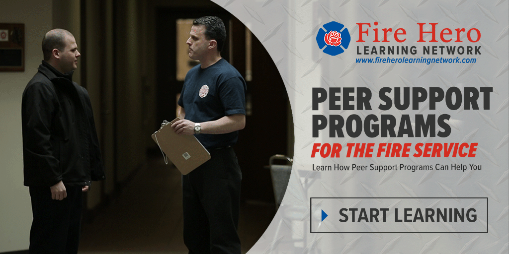 Peer Support Programs for the Fire Service